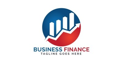 Business Finance Logo Design