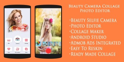 Beauty Camera Collage Photo Editor Android