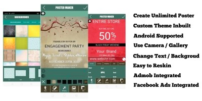Poster Maker - Android Source Code