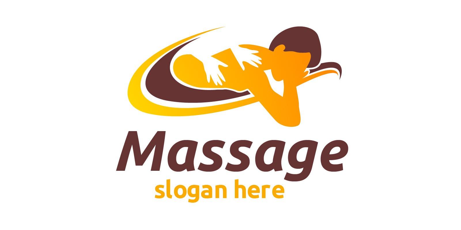 Massage Logo Design 2