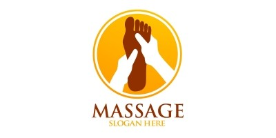 Massage Logo Design 5