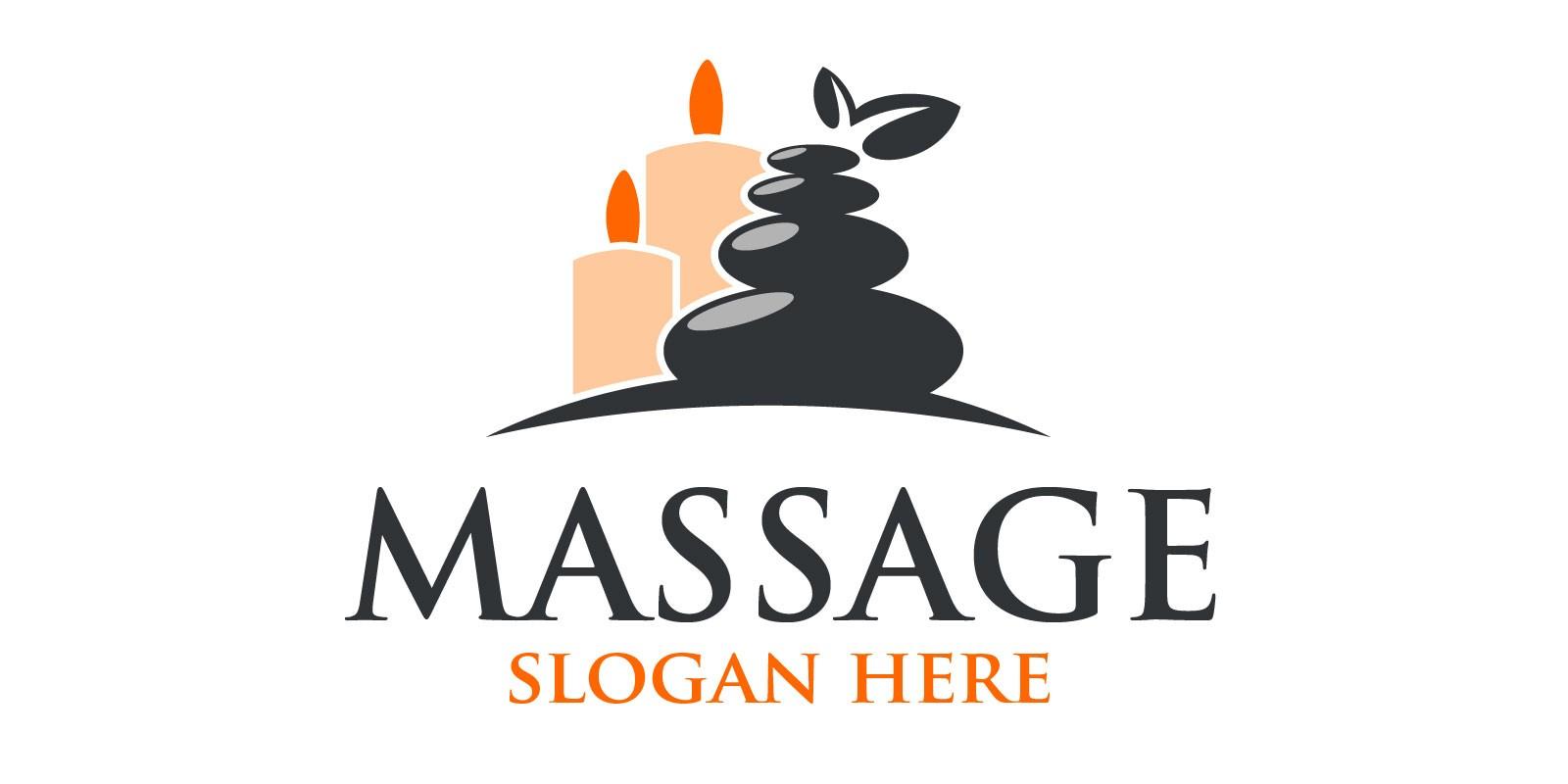 Massage Logo Design  7