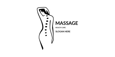 Massage Logo Design 8