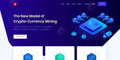 Cryptex - Multi Cryptocurrency Mining Platform