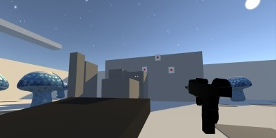 Unity FPS Template