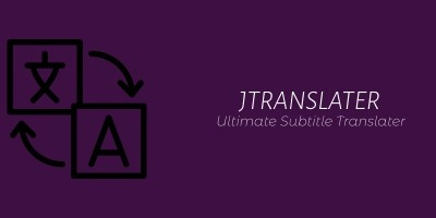 Jtranslater - Ultimate Subtitle Translater PHP