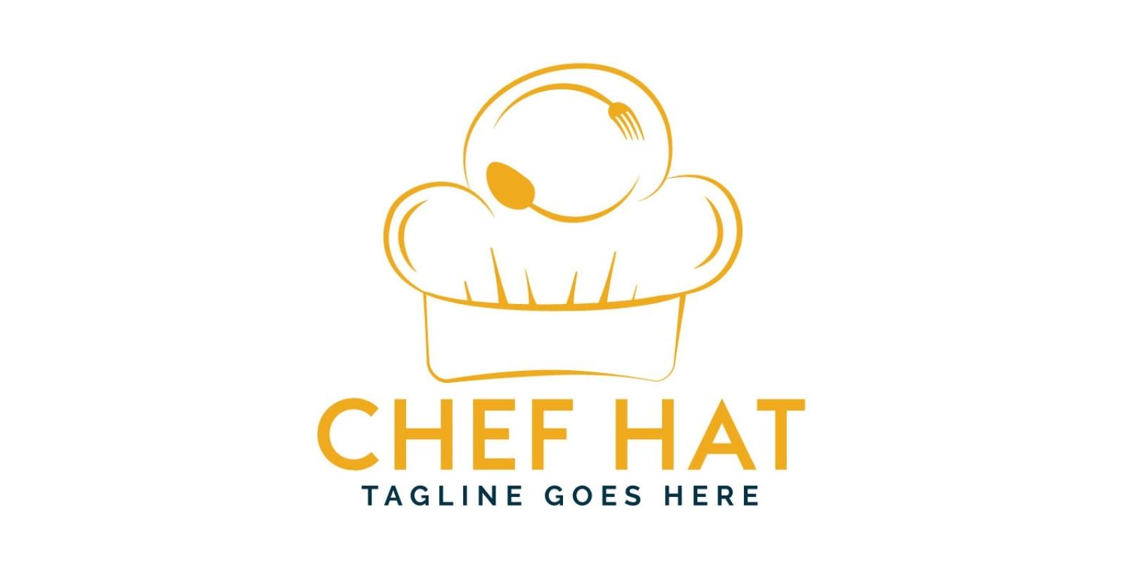 Chef Hat Logo Design