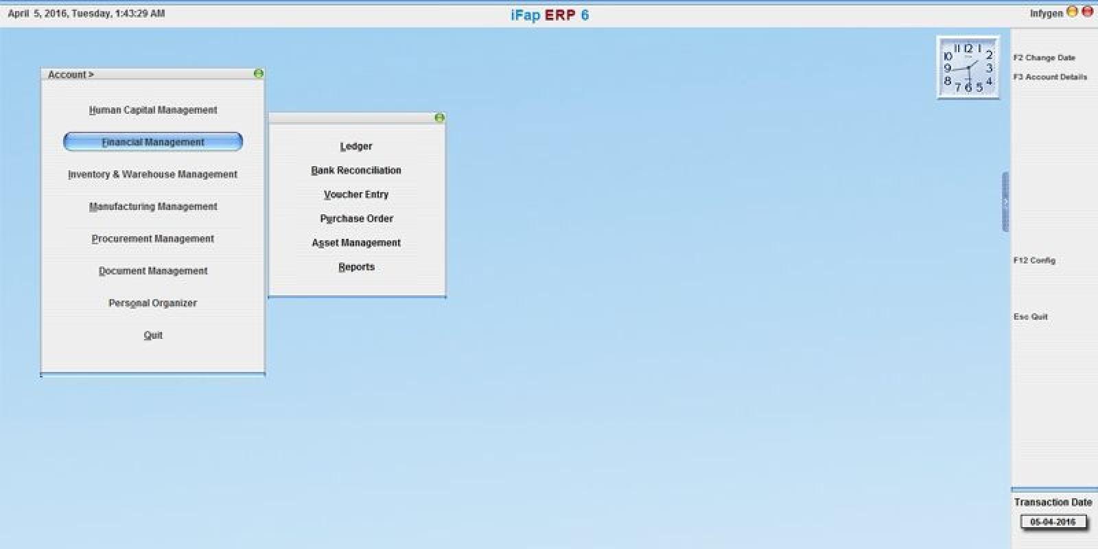iFapERP - Java Source Code