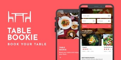 Table Bookie React Native Theme