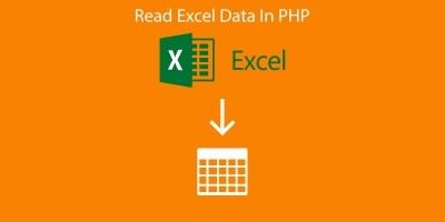 Read Excel Data In PHP
