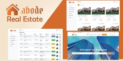 Pandora Homes - Real Estate Software PHP