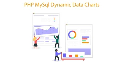 PHP MySql Dynamic Data Charts