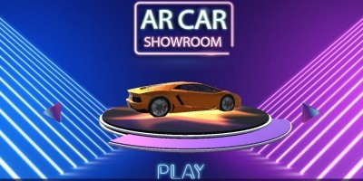 ARCar - Augmented Reality Car Showroom App