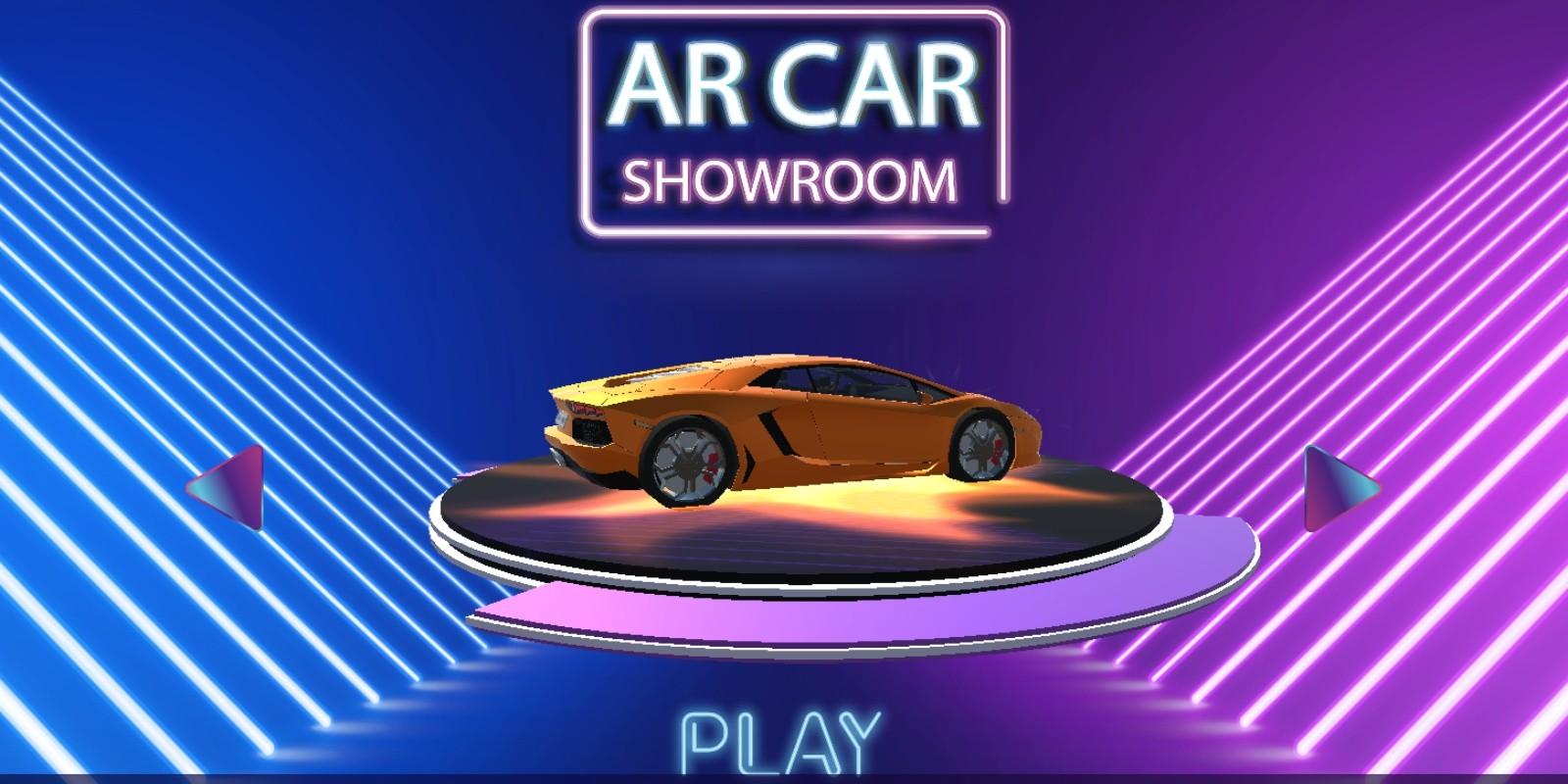 ARCar - Augmented Reality Car Showroom App