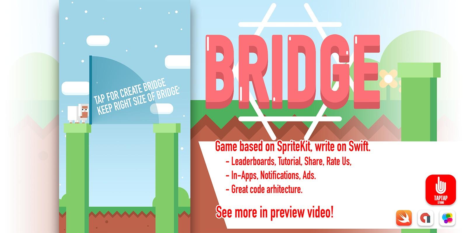 Bridge - iOS Source Code