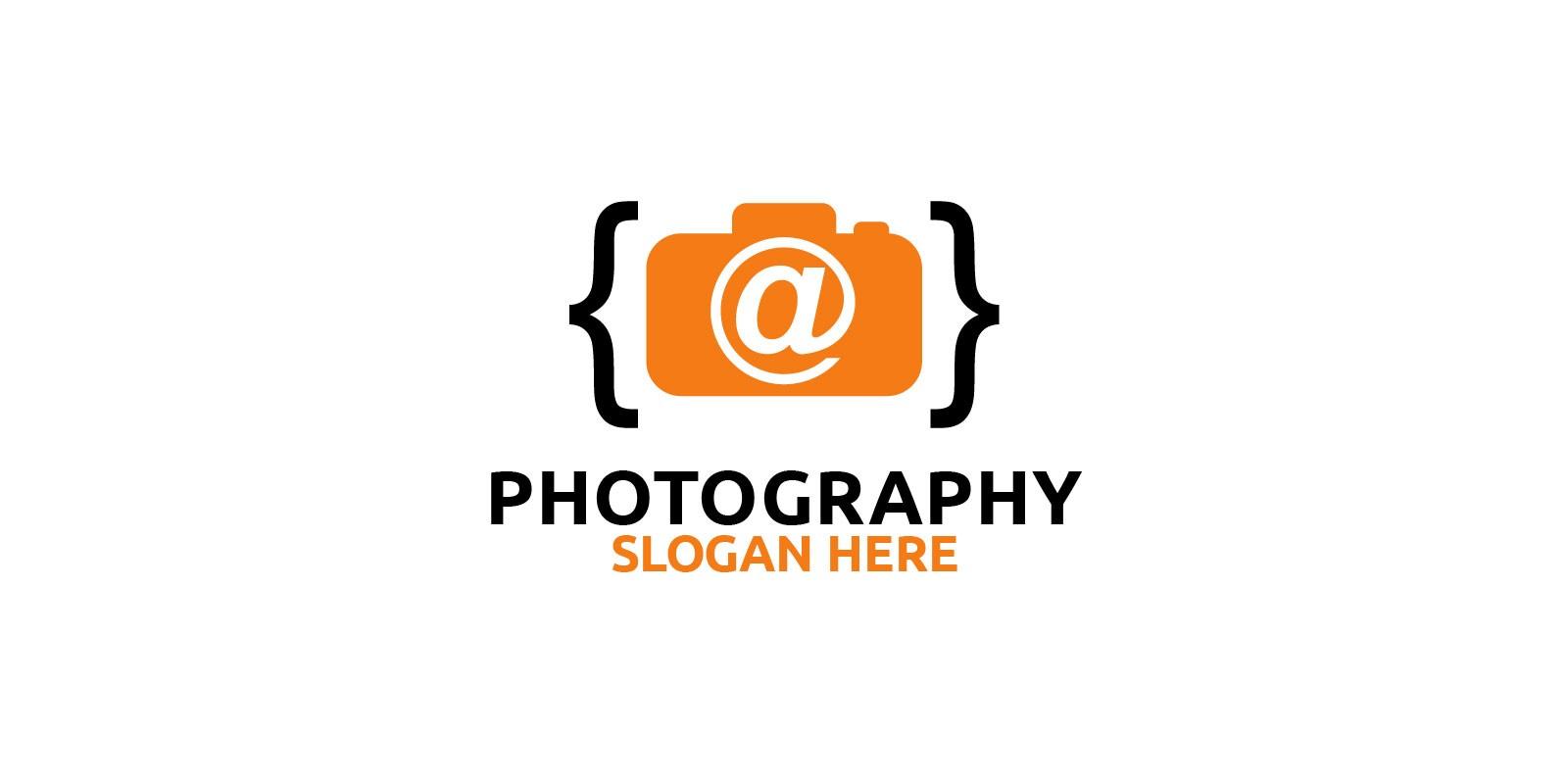 Code Camera Photography Logo 82