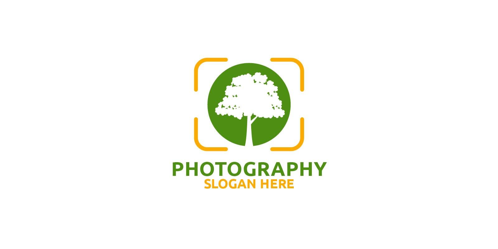 Nature Camera Photography Logo