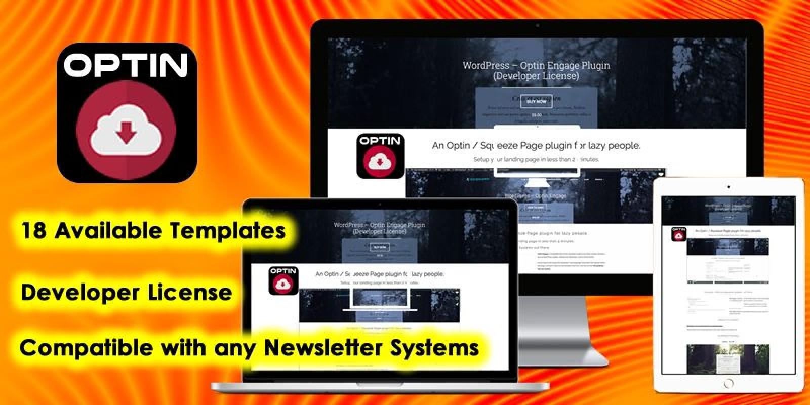 WP Optin - Opt-in WordPress Plugin
