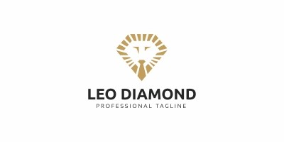 Lion Diamond Logo