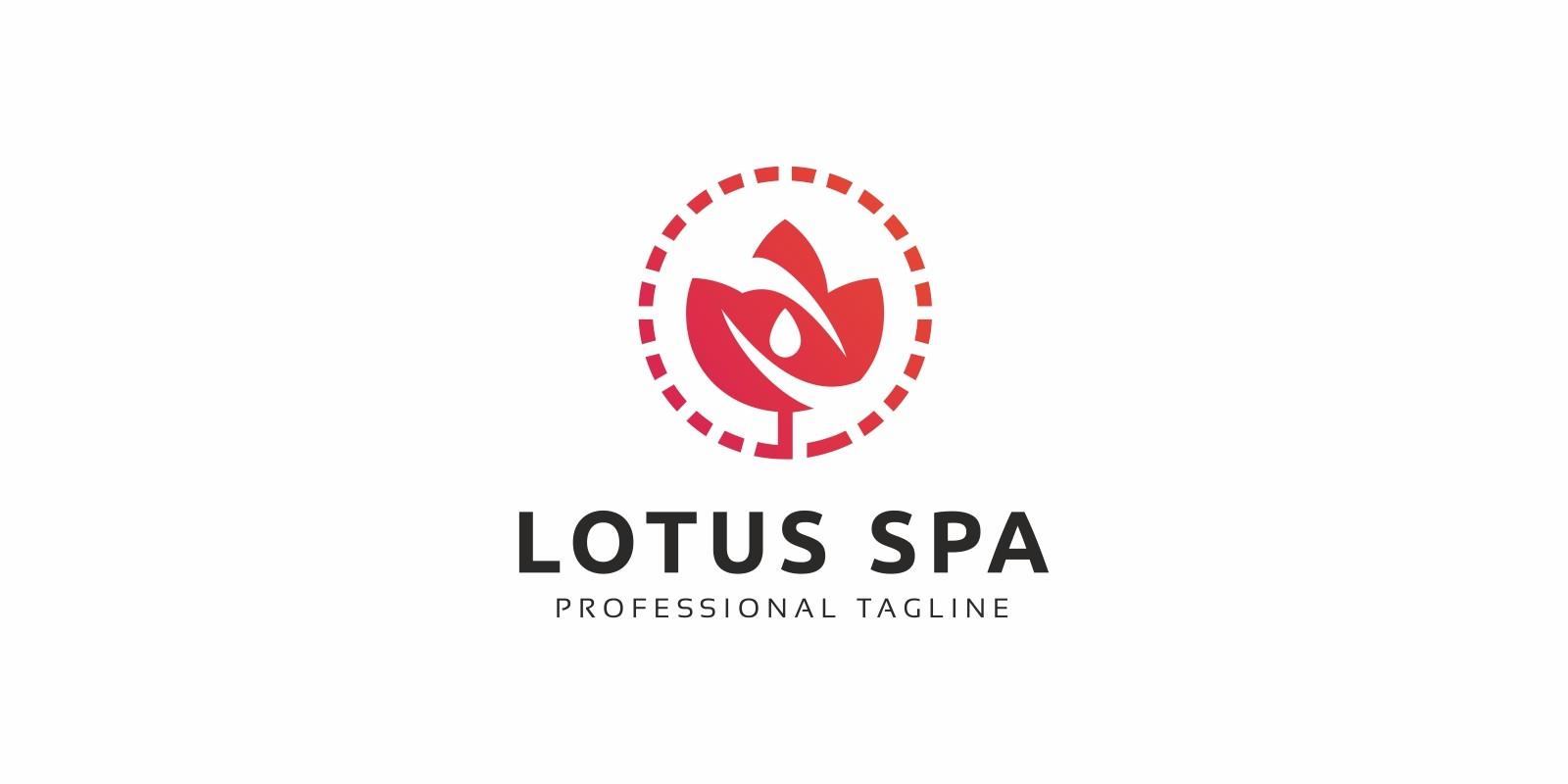 Lotus Spa Logo