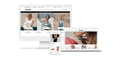 Stroyka - Multipurpose E-Commerce Template