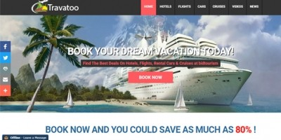 Travatoo Travel Booking Affiliates Earning Script