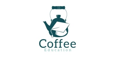 Coffee Education Logo Design