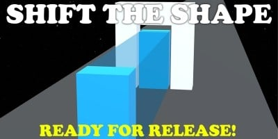 Shift The Shape - Complete Unity Source Code
