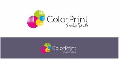 Color Print Logo