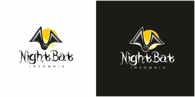 Night Bat Logo