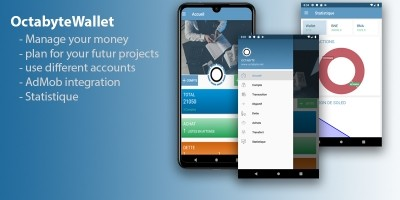 Octabyte Wallet - Android App Template