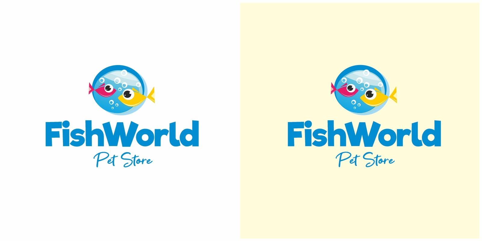 Fish World Logo