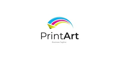 Print Art Logo Template