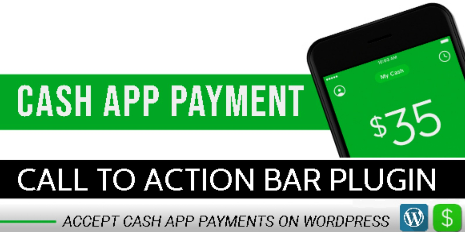 Cash App Payment - WordPress Plugin