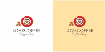 Love Coffee Logo