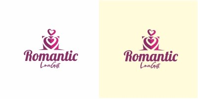 Romantic Gift Logo