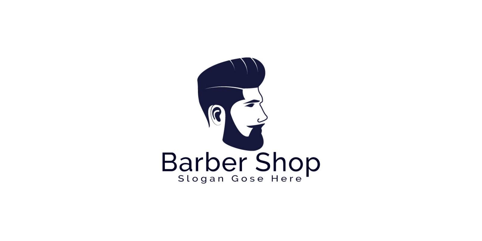 Barber Shop Logo Design