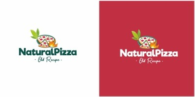 Natural Pizza Logo