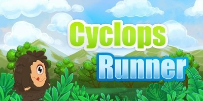 Cyclops runner iOS Game Source Code