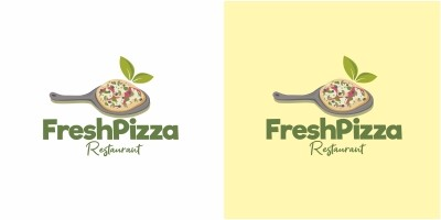 Fresh Pizza Logo