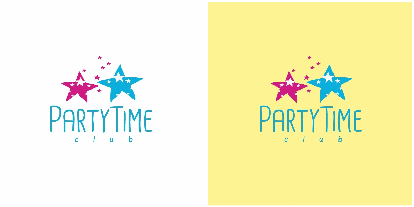 Party Time Star Logo