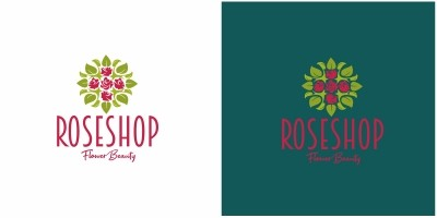 Rose Shop Logo