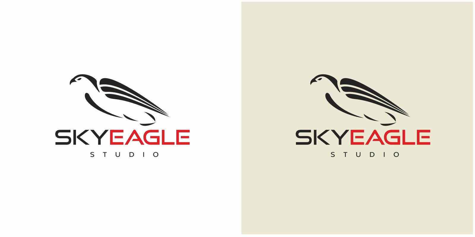 Sky Eagle Logo