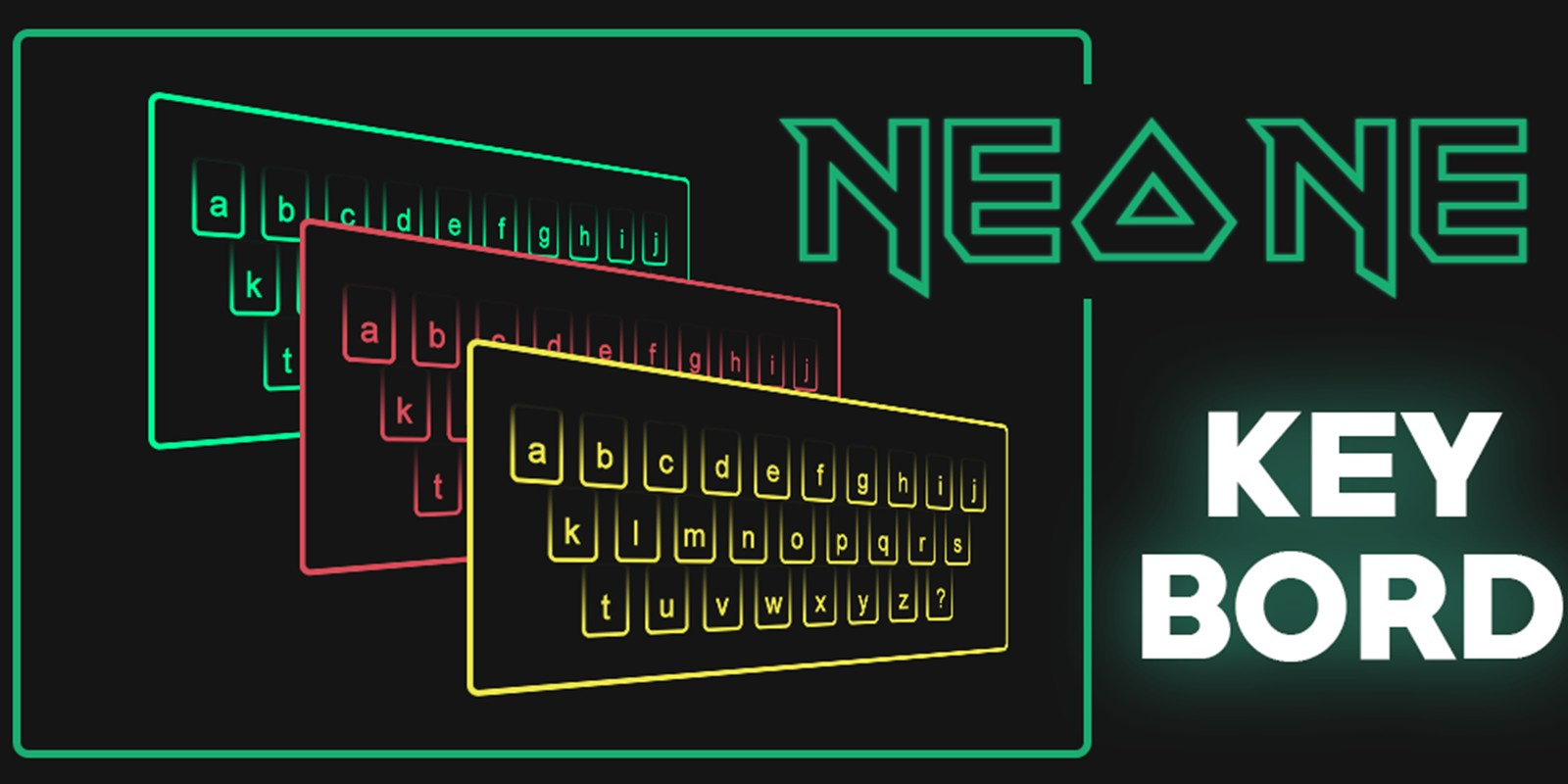 Neon Keybord - Android Source Code