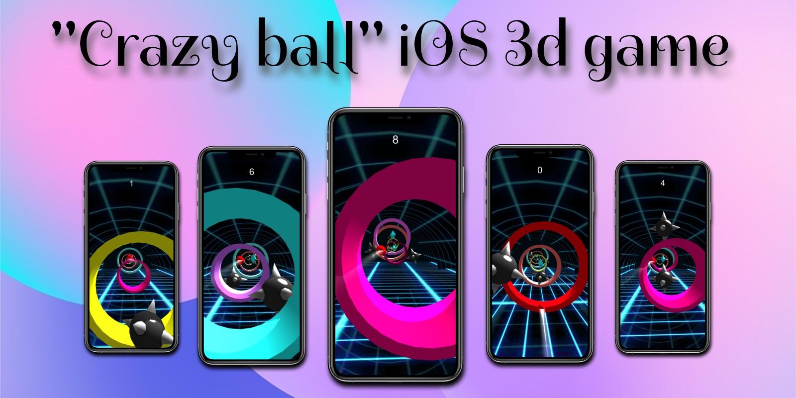 Crazy Ball - Buildbox Template