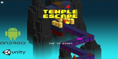 Template Escape - Unity Game  Template
