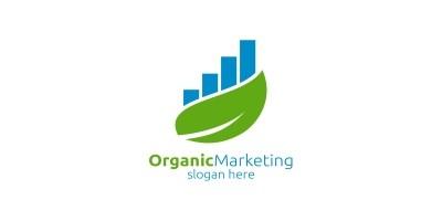 Marketing Financial Advisor Logo Design