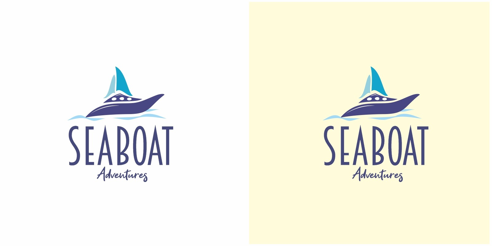 Sea Boat Logo