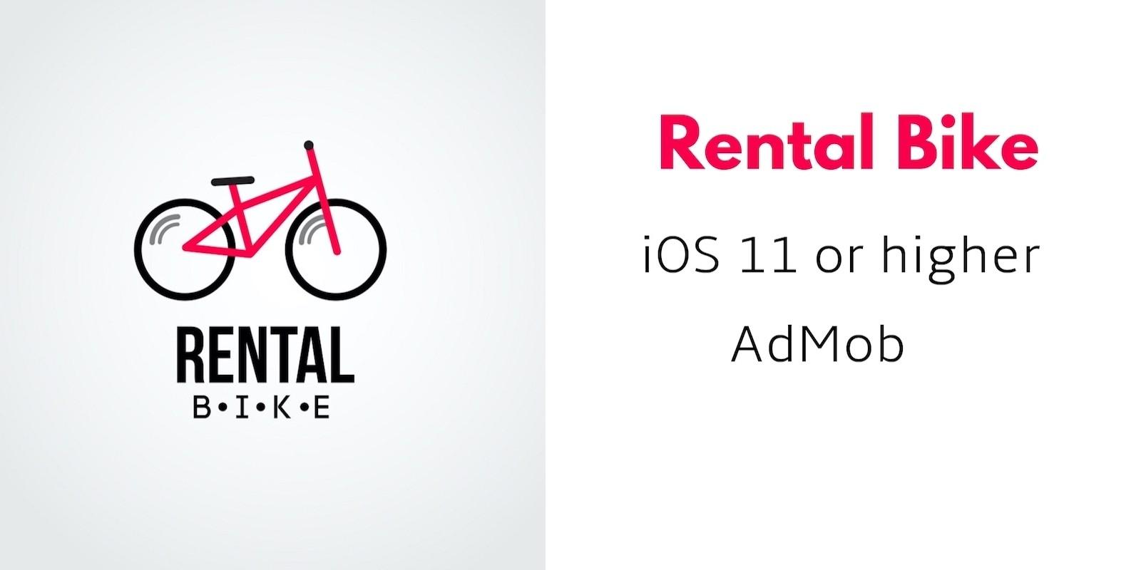 Bike Rental - iOS Source Code