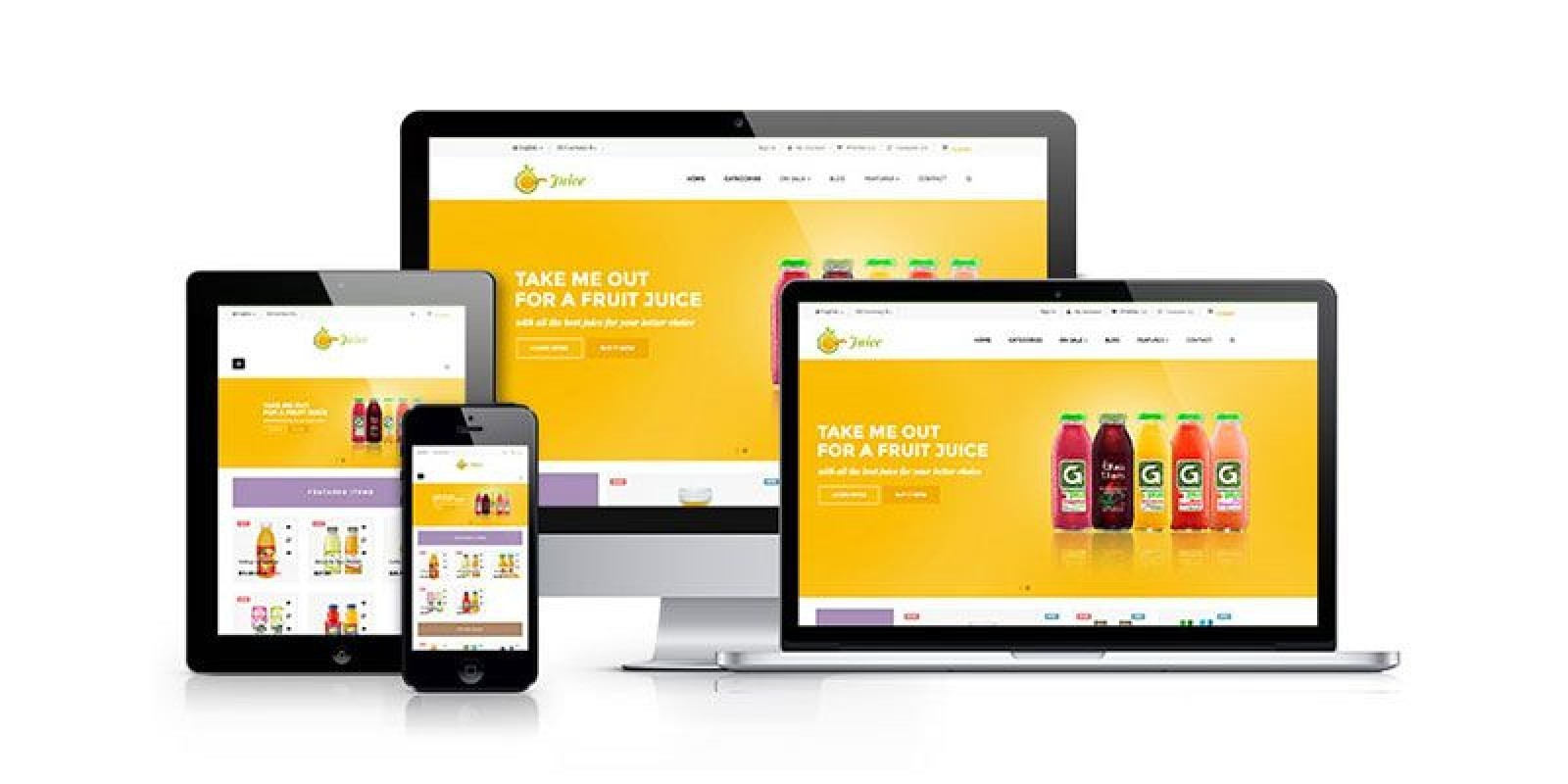 Ap Juice PrestaShop Theme